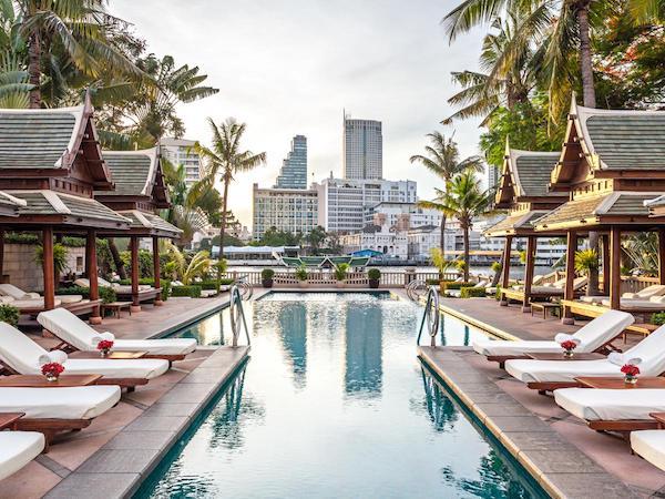 Hotel The Peninsula, Bangkok