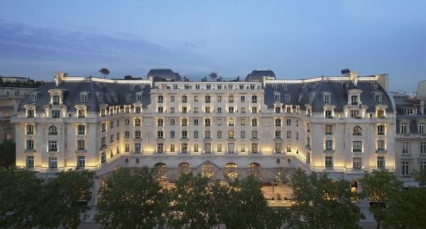 Hotel The Peninsula, Paris