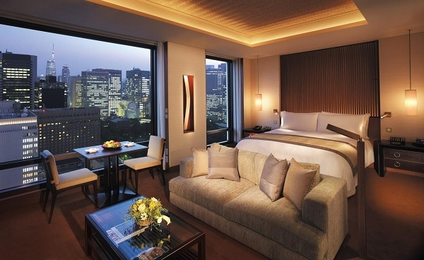 Hotel The Peninsula, Tokyo