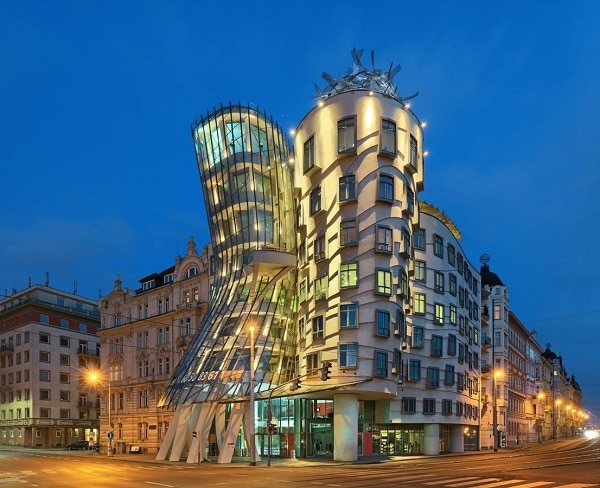 Dancing House Hotel, Prague