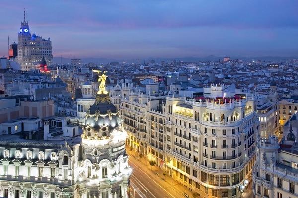 The Principal Hotel, Madrid