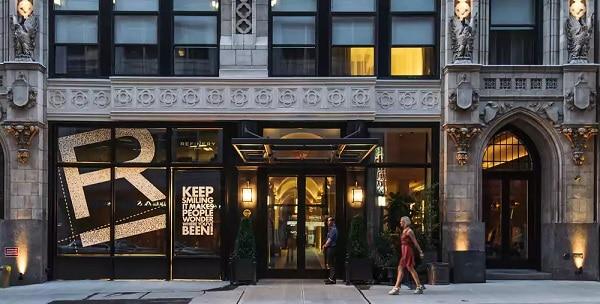 Refinery Hotel Manhattan, New York
