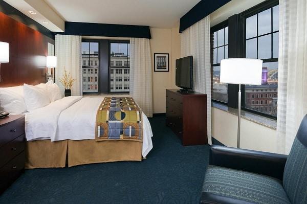 Residence Inn by Marriott Hotel, Cincinnati