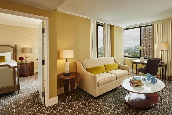 The Rittenhouse Hotel, Philadelphia