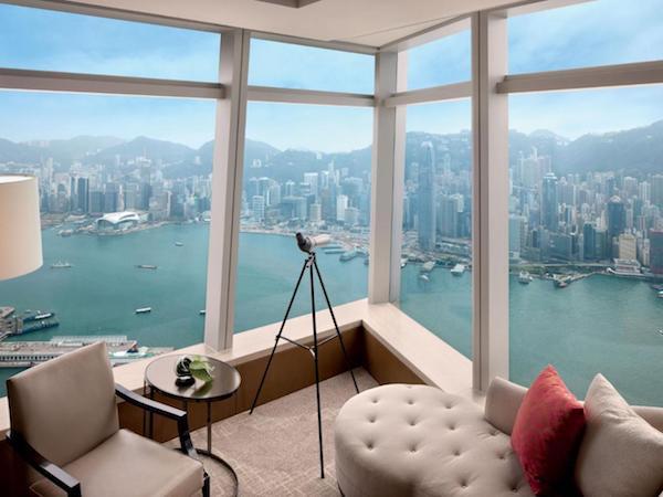 Hotel The Ritz-Carlton, Hong Kong