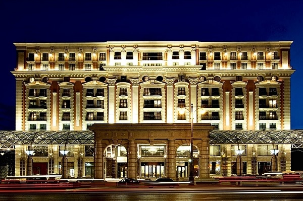 The Ritz-Carlton Hotel, Moscow