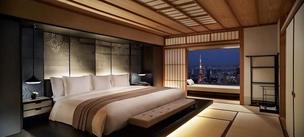 The Ritz-Carlton Hotel, Tokyo
