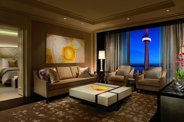 The Ritz-Carlton Hotel, Toronto