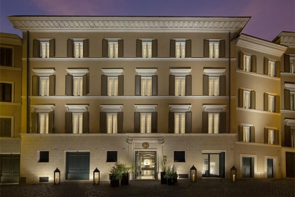 Best Hotels, B&B's and Hostels in Rome
