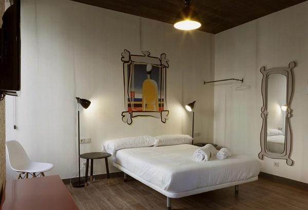 Room007 Ventura Hostel, Madrid