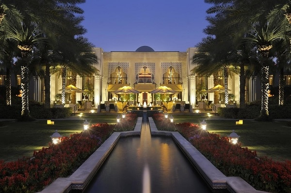 One&Only Royal Mirage Hotel, Dubai