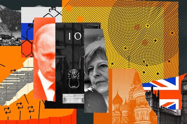 Britain's Secret War With Russia