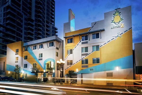 Hotel Z Staypineapple, San Diego