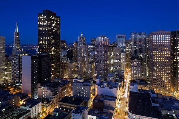 Best Hotels, B&B's and Hostels in San Francisco