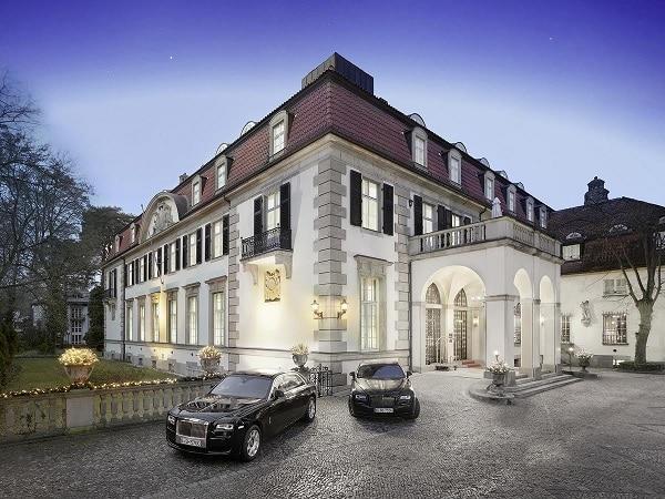 Patrick Hellmann Schlosshotel im Grunewald, Berlin