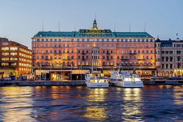 Best Hotels, B&B's and Hostels in Stockholm