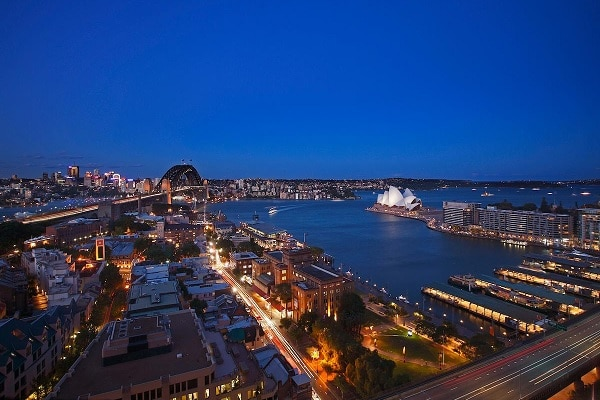 Best Hotels, B&B's and Hostels in Sydney