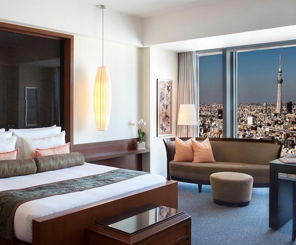 Hotel Mandarin Oriental, Tokyo