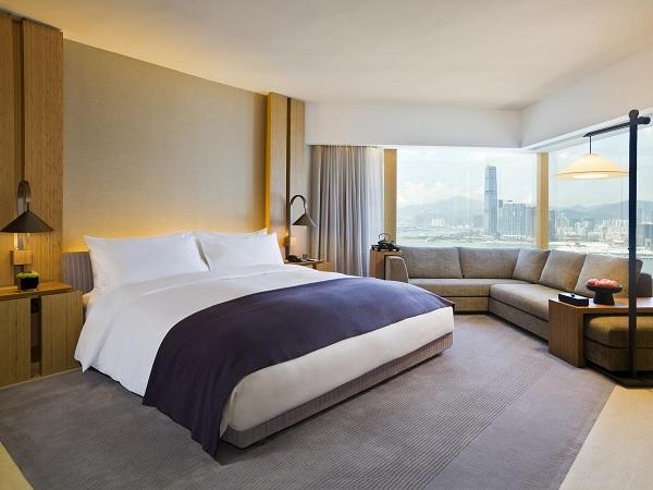 Hotel The Upper House, Hong Kong