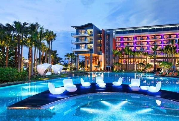 The W Hotel Sentosa Cove, Singapore
