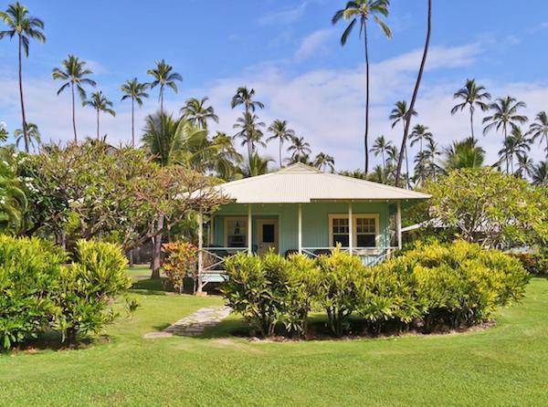 Waimea Plantation Cottages Kauai, Hawaii