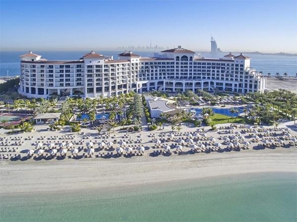 Waldorf-Astoria Palm Jumeirah Hotel, Dubai