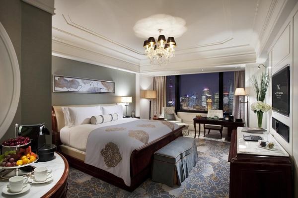 Waldorf Astoria on The Bund, Shanghai