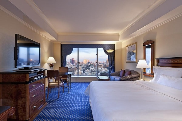 The Westin Hotel, Tokyo