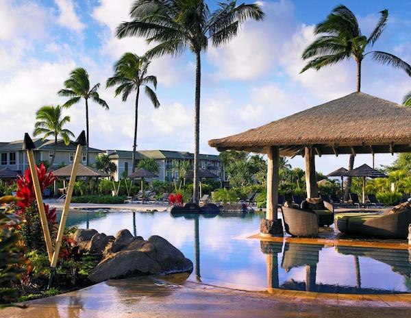 The Westin Princeville Ocean Resort Villas Kauai, Hawaii