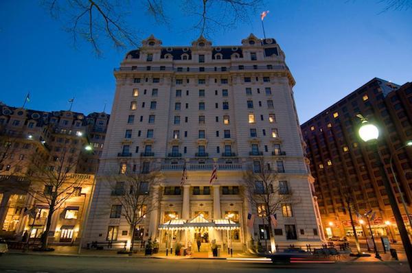 Willard InterContinental Hotel, Washington