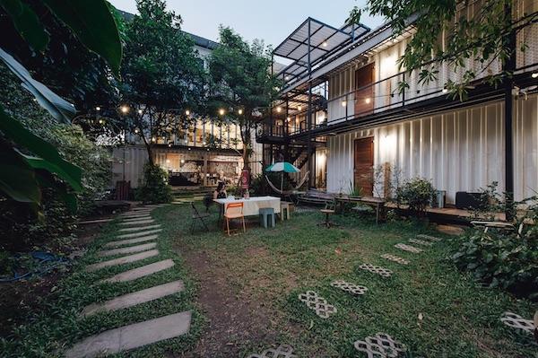 The Yard Hostel, Bangkok