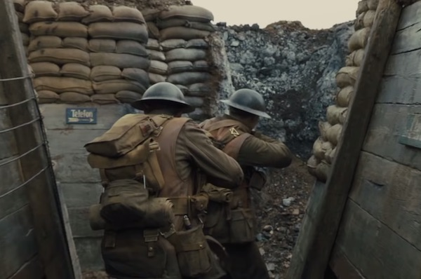 How '1917' Was Filmed To Look Like One Shot