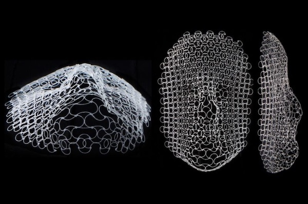 MIT Scientists Made A Shape-Shifting Material That Morphs Into A Human Face