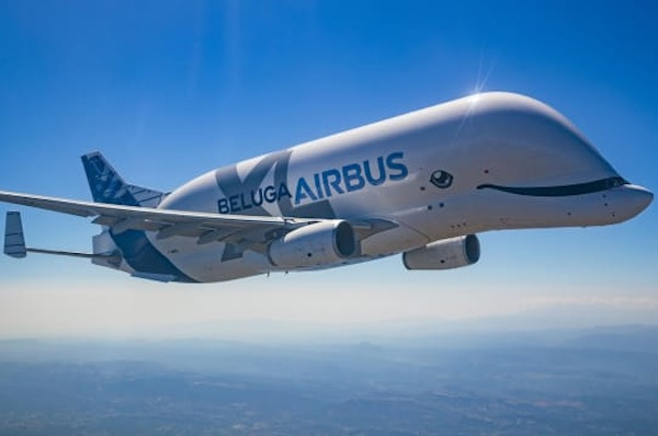 Airbus Beluga XL Enters Service