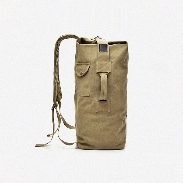 The Scout Weekender Backpack Duffel