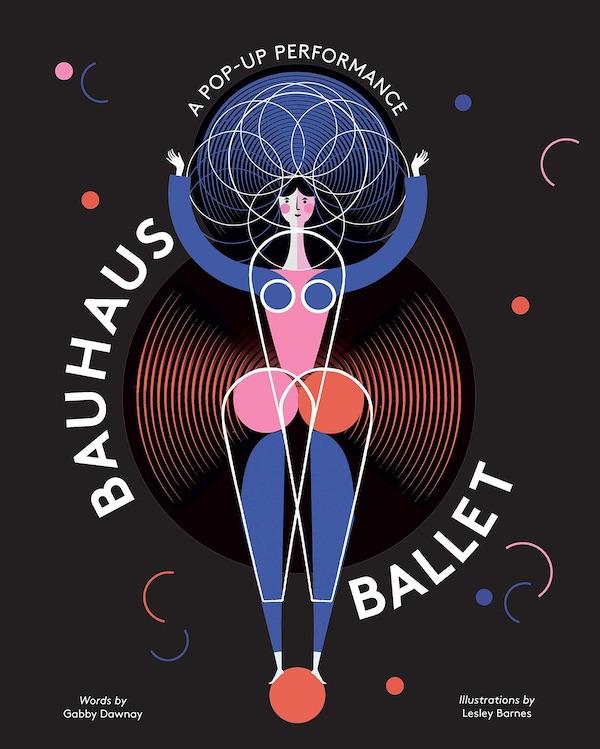Bauhaus Ballet Pop-Up Book