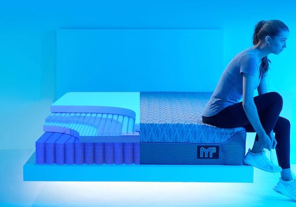Bedgear M3 Modular Mattress