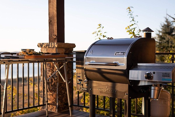 Camp Chef Woodwind SG 24 Versatile BBQ Grill