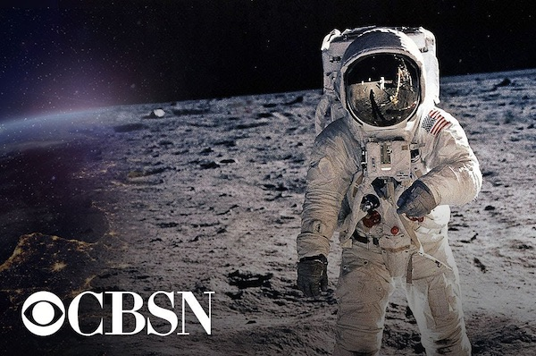 CBS News Coverage Of The Apollo 11 Moon Launch