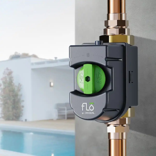 Flo by Moen Leak Detection Smart Water Security System