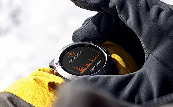 Garmin Fenix 6X Pro Solar Multisport GPS Watch