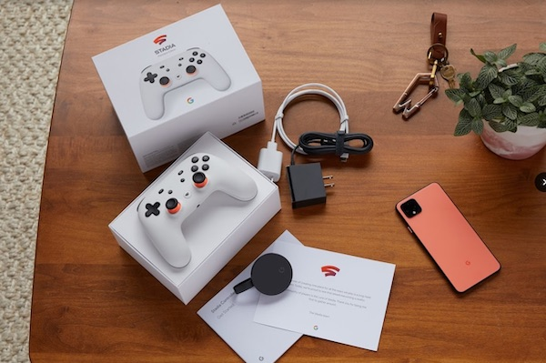 Google Stadia Premiere Edition, Gaming Without Console Or Downloads