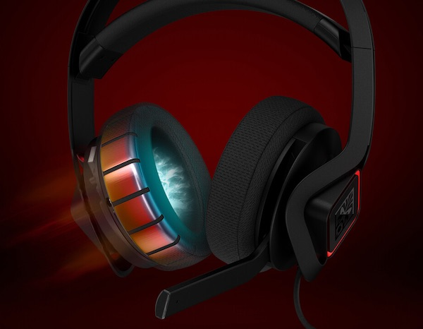 OMEN by HP Mindframe Gaming Headset With Active Cooling Technology