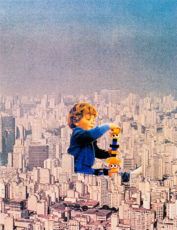 Joe Webb's Thought Provoking Artwork