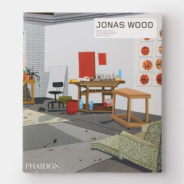 Jonas Wood Monograph