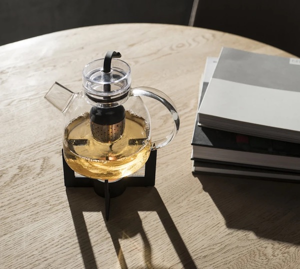 Glass Kettle Teapot By Norm Architects
