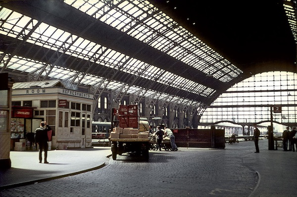 Snapshots of Manchester In The 1960s