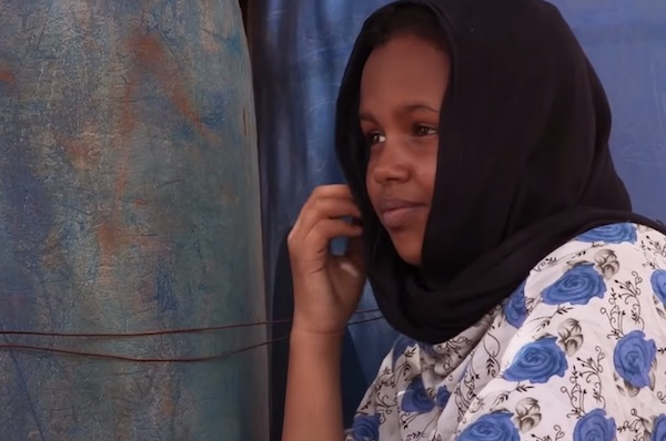 Young Girls Force-Fed For Marriage In Mauritania