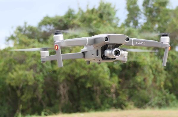 DJI Mavic 2 Zoom Drone Quadcopter