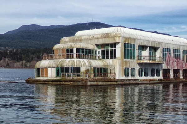 The Story Of The McBarge, The Floating McDonald's Restaurant